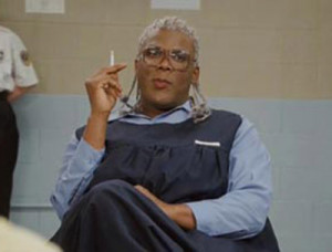 So what do you think are Madea and I as similar as I imagine?