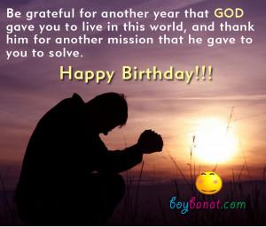 "Wish U a very ""Happy Birthday"""