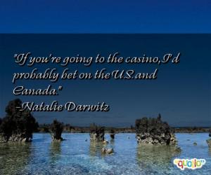 Casino Quotes