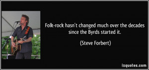 More Steve Forbert Quotes