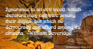 William Beveridge Quotes Pictures