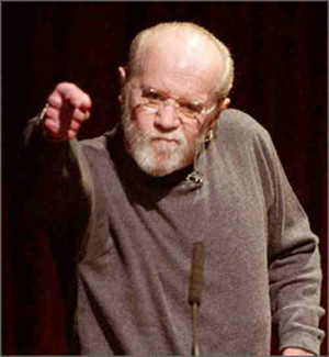 George Carlin Owners of the Country Transcript and Clip.