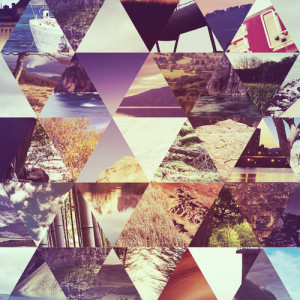 photography Cool hipster Awesome indie triangle collage
