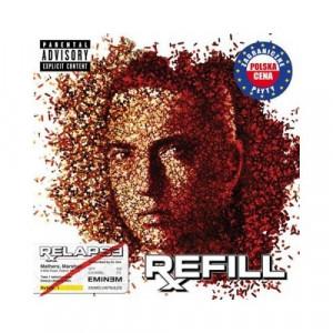 Płyta: Eminem - RELAPSE: REFILL