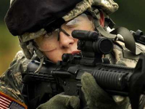 There's A Big Unknown About Putting The Female Body In Combat