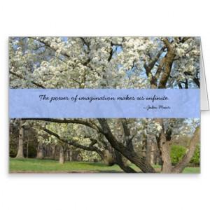 John Muir Quote Birthday Card