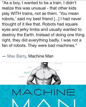 Quote. Robots.