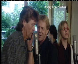 carl wayne bev bevan shazam abbey road std bbc1 tv 2000 3 mins col