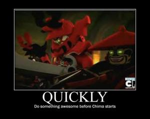 Ninjago is WAAAAY better than Chima!!!!