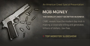 Mobster Quotes Presentation -- mob money