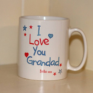 Love You Grandma Personalised 'love you grandma