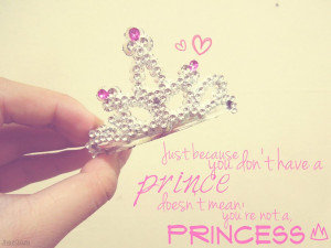 doesn't mean you're not a princess. by lena-yukime10