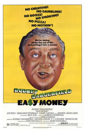Rodney Dangerfield fan page changed their cover photo .