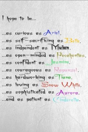 cute love quotes disney princess love quote disney princess