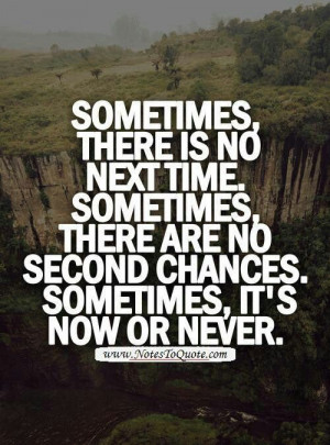 No second chance: Random Things, Second Chances, Heart Speaking ...
