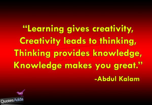 ... So Lets Have Fun With This Gift Quote About Learning In Red Theme