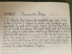 Seventh Grade Homework The Dangers Marijuana