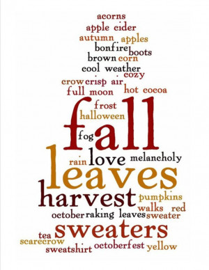 ... autumn printables adorable love quotes scrapbooking quotes fall
