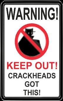 Clipart » Funny » crackheads got this