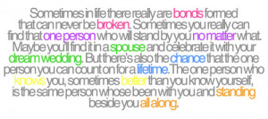 """wordgraphics:Quote from the movie """"Bride Wars"""""""