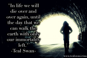 Immortality Quote