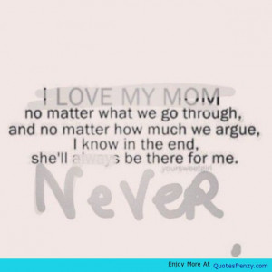 Mother Daughter Bond Quotes (6)