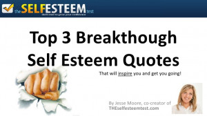 Self-Esteem quotes