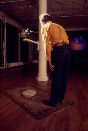 Bill Viola quot He weeps for you quot 1976