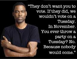 Knowledge & Voting IS POWER!