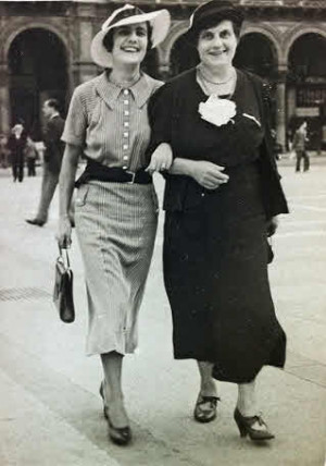 1940s mother-daughter wquotes