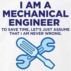 Engineer Mechanical Engineering T-Shirts