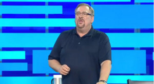 Rick Warren, pastor of Saddleback Church and author of the best ...