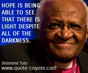 Desmond Tutu Family