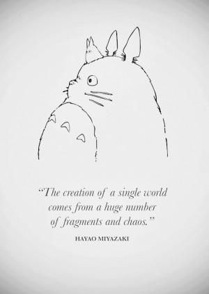となりのトトロ / My Neighbor Totoro (1988) - Character Design
