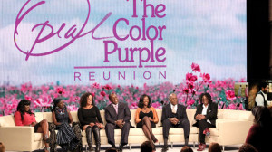 the color purple she explained that she was pissed at oprah for having ...