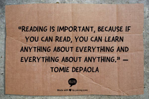 ... about everything and everything about anything tomie depaola # quotes