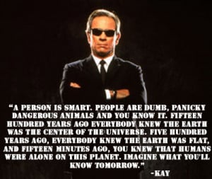 The truest quote ever spoken by any movie character