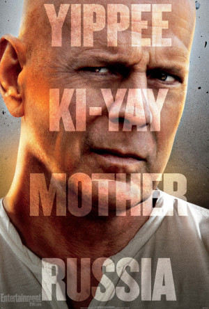 New Trailer for A GOOD DAY TO DIE HARD