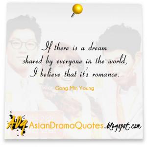 Quotes from Korean drama Dating Agency: Cyrano (2013)
