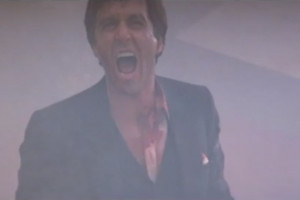 Scarface' Impersonator Shouts Movie Quotes During 6-Hour Standoff ...