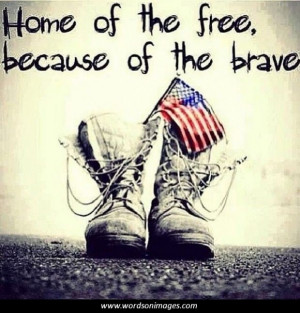 Quote for veterans day