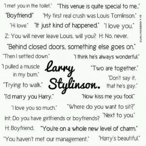 larry stylinson texts