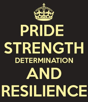 Quotes About Strength and Determination in Latin