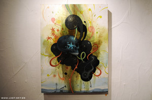 Artists From The Jonathan Levine Gallery In Nyc Came To Brazil For An