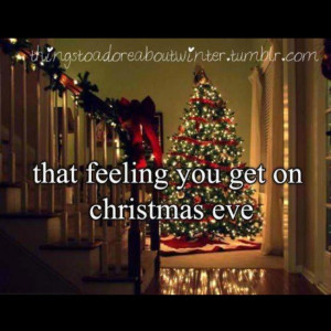 ... get on christmas eve 5 up 4 down unknown quotes christmas eve quotes