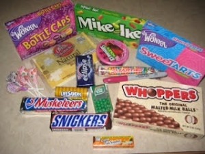 Cute sayings to go with different candies by MarshaYoung