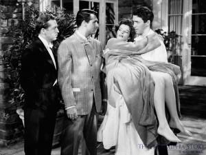 James Stewart The Philadelphia Story