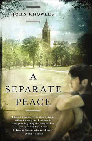 Peace 196x300 John Knowles A Separate Peace: Character Analysis