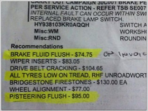 ... complaint about inflated car service quote goes viral on social media