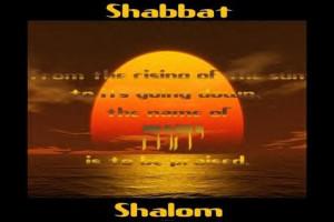 Shabbat Shalom Pics